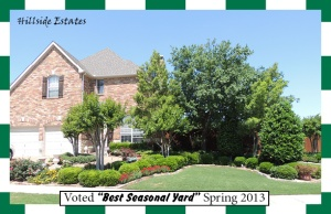 8777 Sabine Court-Best Seasonal Yard
