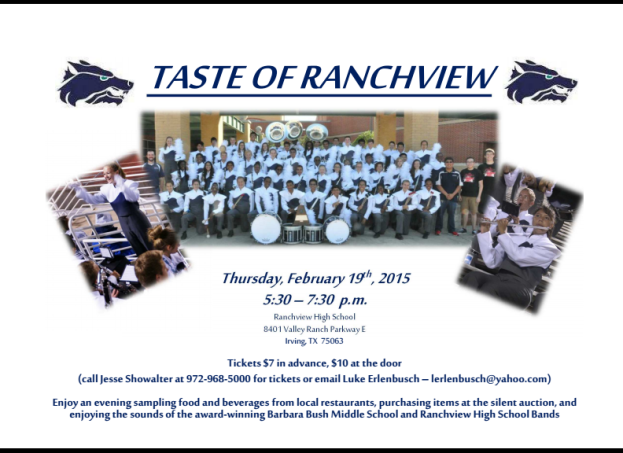 Taste of Ranchview