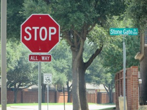 Stop Sign 03